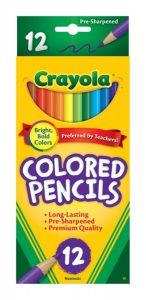 creioane colorate 12 buc-pret 6 lei