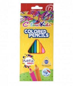 creioane_colorate_triunghiulare_12_culori_set_pigna-pret 7 lei